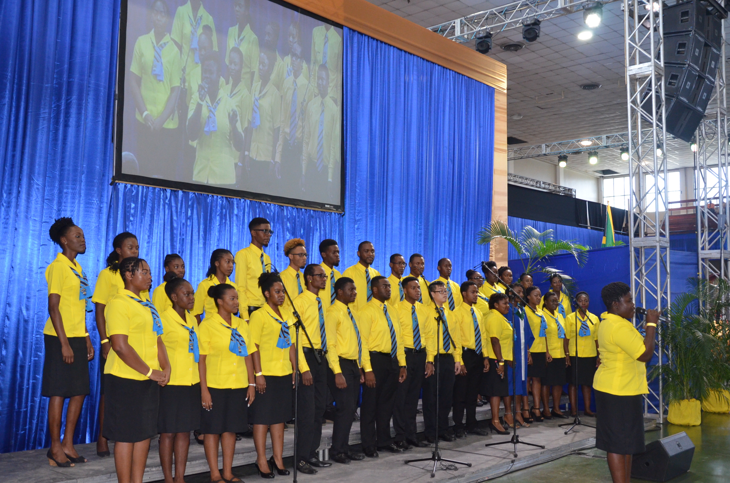 UTech, Ja. Choir