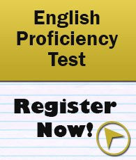 English Proficiency Test