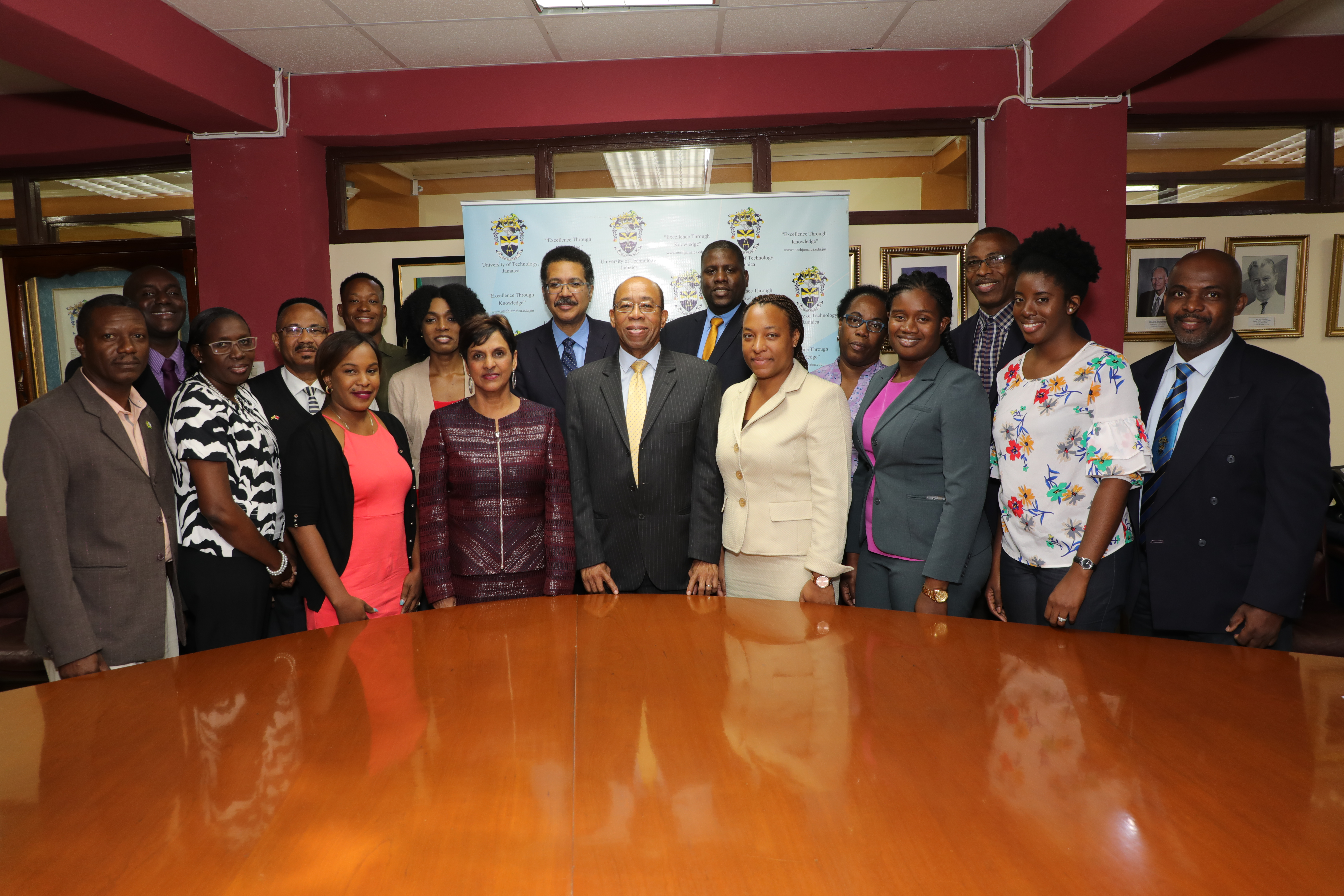 11 UTech, Jamaica Students Receive PetroCaribe Scholarships