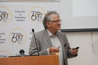 Nobel Laureate Professor Dr. Klaus von Klitzing delivers Public Lecture on New International System of Units