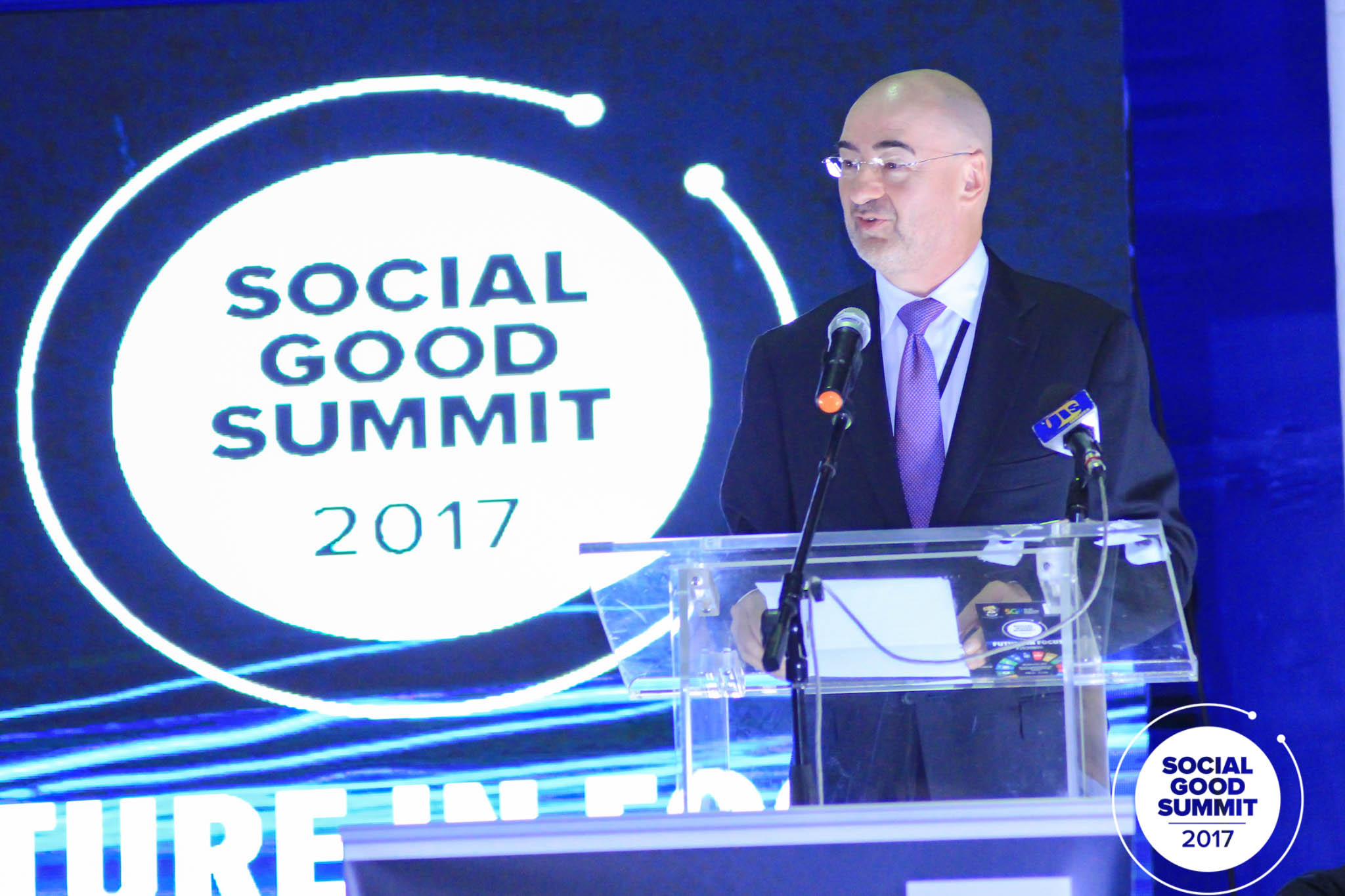 UTech Ja Hosts UNDP's Social Good Summit 2017