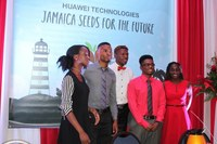"UTech, Ja. Students Awarded Huawei ""Seeds for The Future""  Scholarships to Visit China"