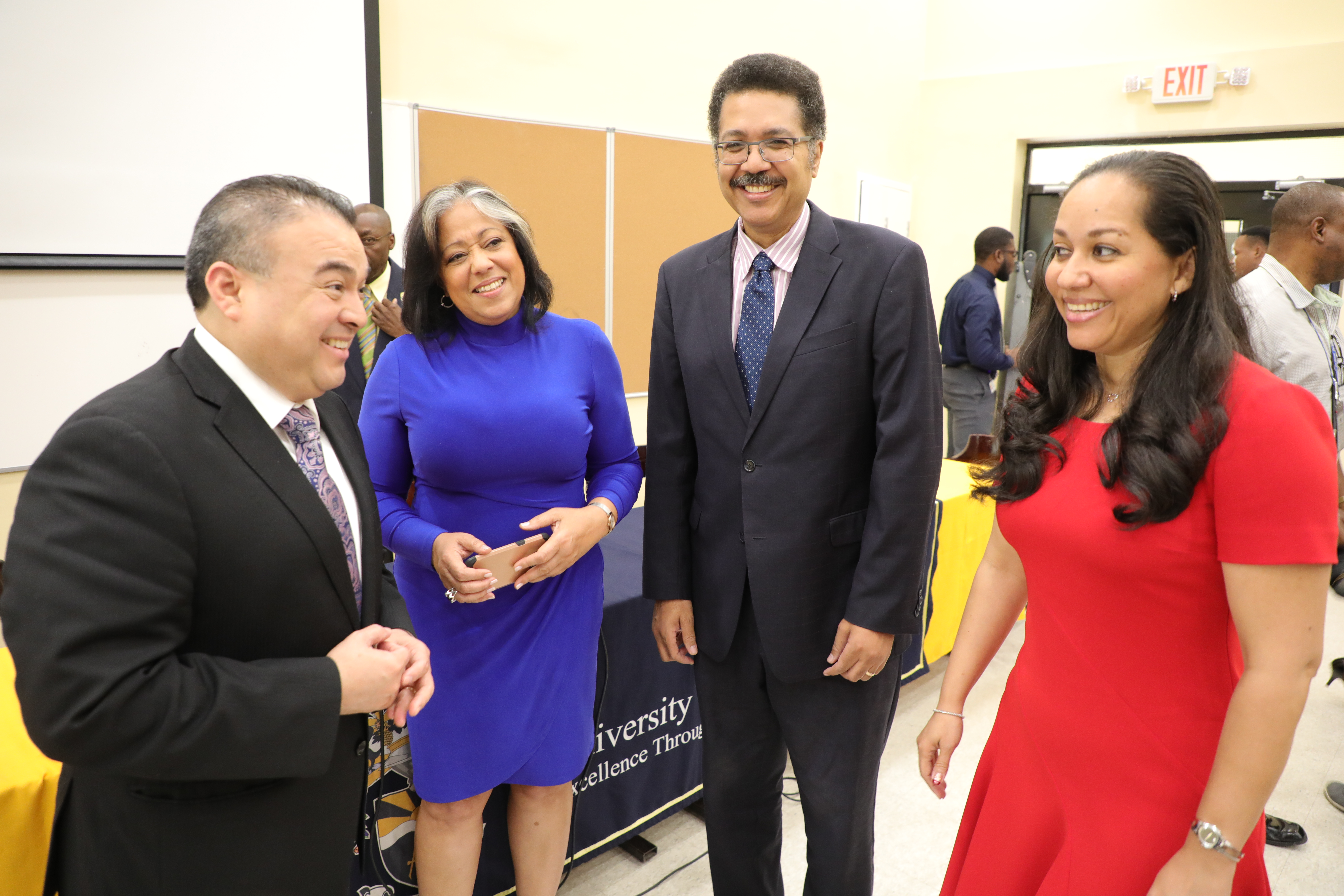 UTech, Jamaica Hosts OAS 70th  Anniversary Lecture and Roundtable Discussion on Sustainable Energy