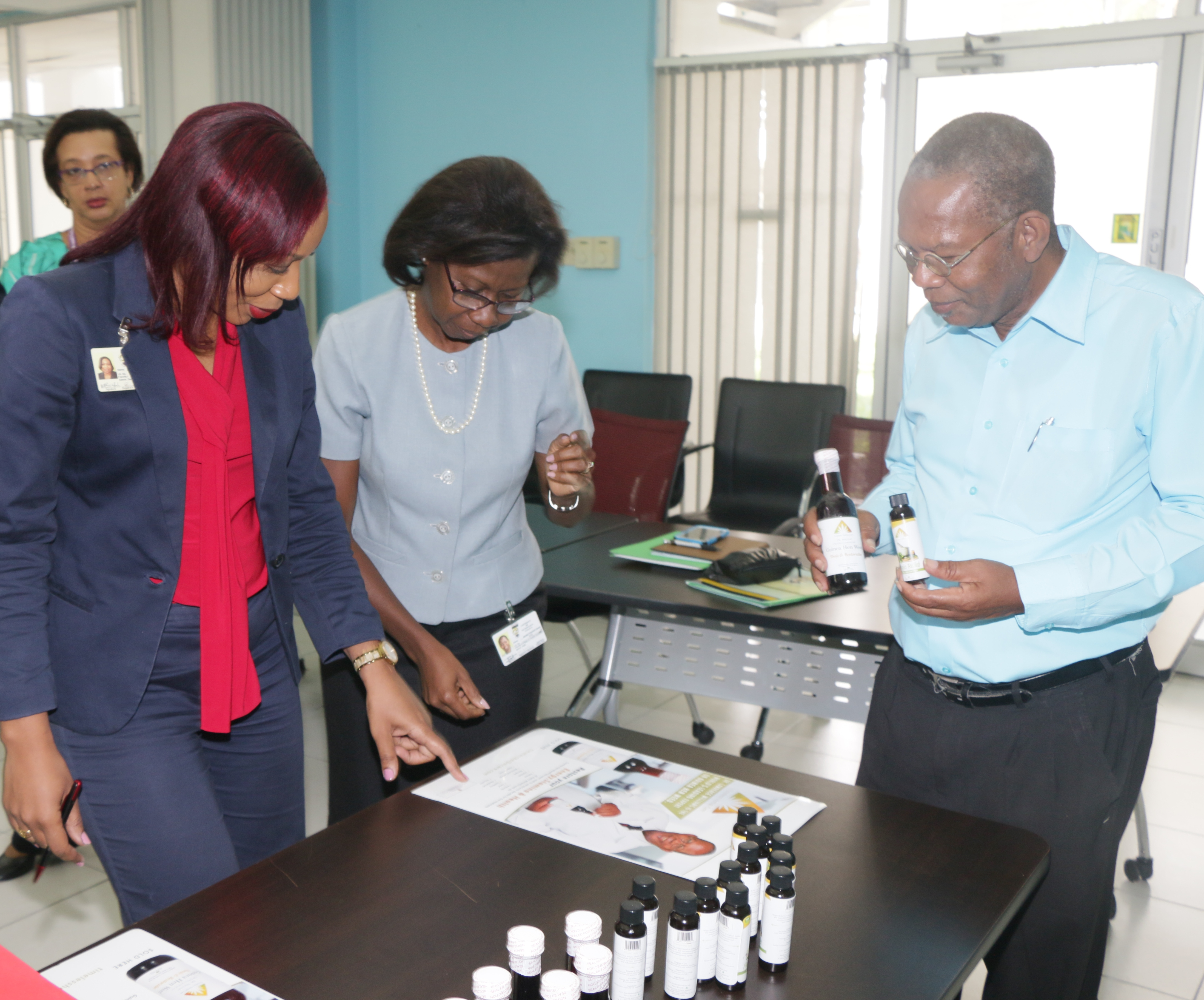 UTech, Jamaica Signs Agreement with Timeless Herbal Care for Development of the Medical Cannabis Industry