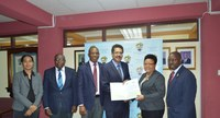 UTech, Jamaica Signs MoU with IICA for Development of MSc in Rural Development