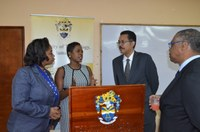 Western Campus must be 'a strong foundation for UTech, Jamaica' says Prof. Vasciannie