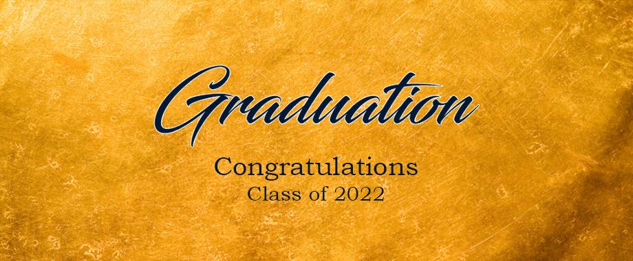 Graduation Ceremony 2020