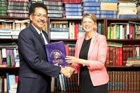 Canadian High Commissioner Visits UTech, Jamaica