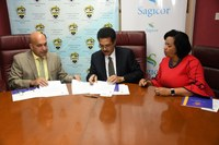 UTech, Ja and Sagicor Sign Mou to Collaborate on IT Initiatives