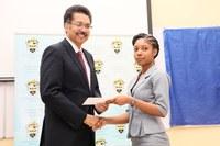 UTech, Ja Presents 60th Anniversary Scholarship Awards to 64 High Achieving Scholars