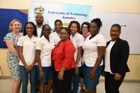 UTech, Jamaica Hosts Humber College Delegates for Partnership Forum