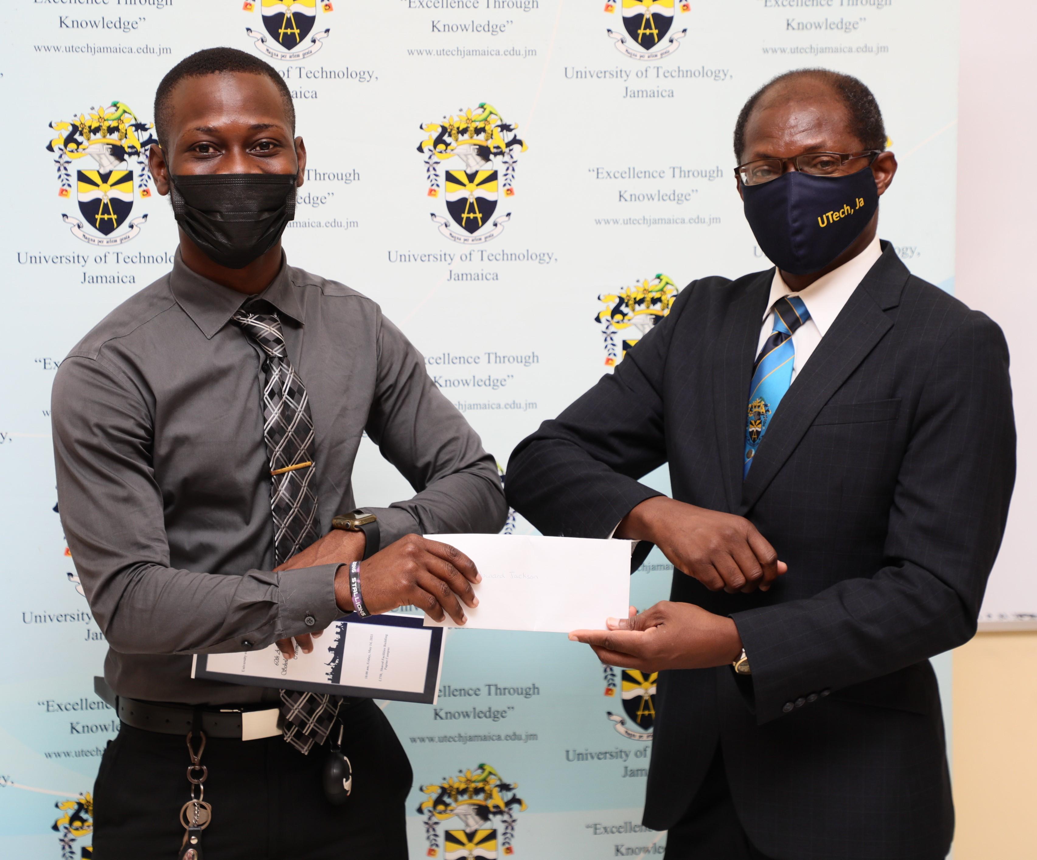 UTech, Jamaica Presents 60th Anniversary Scholarship Awards to Sixty High Achievers