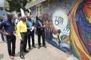 "UTech, Jamaica Unveils ""Legacies"" -  60th Anniversary Visual Art Exhibition and 60th Anniversary Mural"