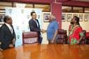 UTech, Jamaica Welcomes Dr. Julius Garvey